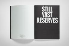 Fabio Ongarato Design   Still Vast Reserves
