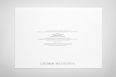 Fabio Ongarato Design | Crown Metropol