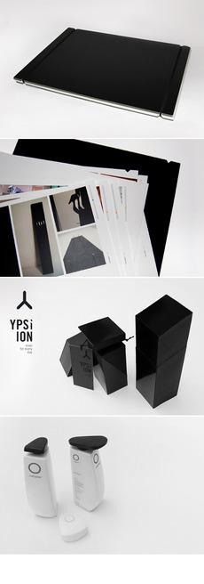 Work, Céline Chagnot : Stoëmp - graphic design studio