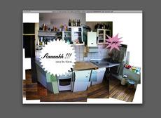 aaaaahhh oder die küche : L I S A >> R I E N E R M A N N