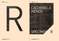 Cachanilla Menos — Ramon Coronado