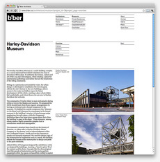 Spin — Biber Architects website