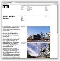 Spin — Biber Architects website