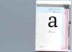Arietta, process/specimen (spreads) -- Abi Huynh