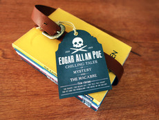 Reimagined Poe Book Covers on the Behance Network