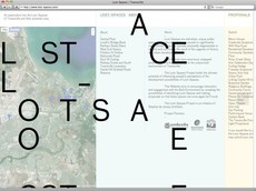 The Letter D. / SJA / Lost-Spaces Website