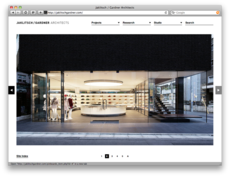 Project Projects — Jaklitsch / Gardner Architects website