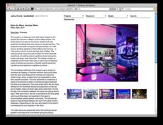 Project Projects — Jaklitsch / Gardner Architects website