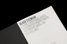 StudioMakgill - Black Eyewear