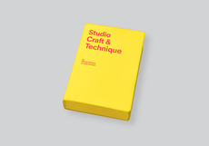 Conor & David: Studio Craft & Technique — Collate