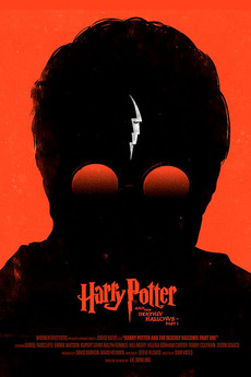 Olly Moss - Harry Potter and the Deathly Hallows - Part 1 ...