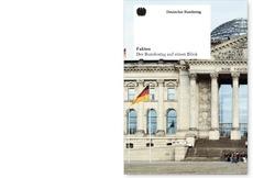 büro uebele // german parliament brochures, folders, posters berlin 2009
