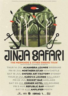 Jinja Safari - WBYK