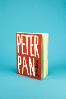 Jean Jullien's online portfolio: Peter Pan