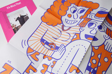 It's Nice That Print | Andy Rementer
