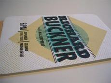 Richard Buckner Concert Ticket - FPO: For Print Only