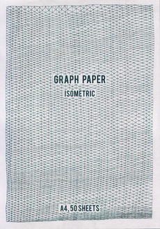 Graph Pad Isometric | Hato Press