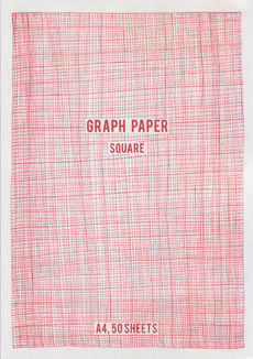 Graph Pad Square | Hato Press