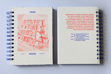 OPEN BOOKS - exhibition & publication