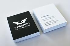 Rocanini Coffee Roasters on the Behance Network