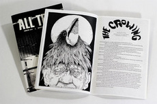 All Teeth Magazine - FPO: For Print Only