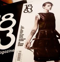 1883 Magazine | Identity Designed