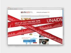 Moving Brands – a global branding company / UNAIDS