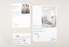 Project Projects — Rachel Uffner Gallery