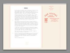 Manual - Sam Tootal