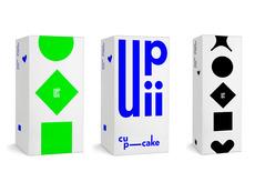 Rejane Dal Bello - Upii cupcakes - Visual identity