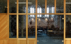 St Luke's Church Screen