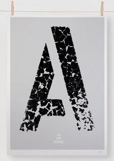 Editions of 100 — A IS FOR_
