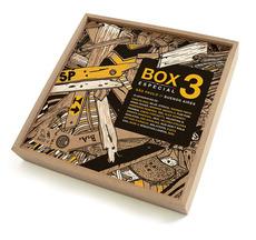 Box 3 | ZANSKY | Design & Ilustração
