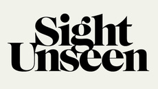 The Scout :: Blog :: Design :: Sight Unseen