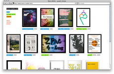 ANDY LANG / graphic design / marco müller website