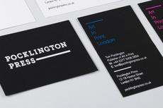 POCKLINGTON PRESS « IYA STUDIO LONDON | DESIGN | ART DIRECTION